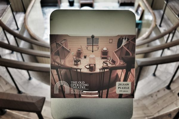 Old Operating Theatre Museum Jigsaw Puzzle