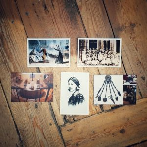 Nursing Postcard Bundle still life