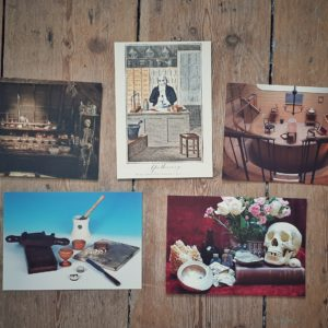 Apothecary Postcard Bundle still life