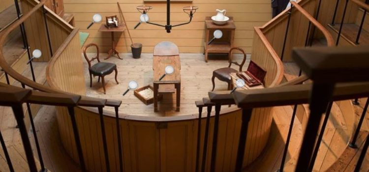 Explore the Old Operating Theatre