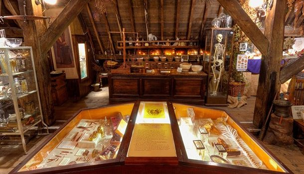 Virtual Tour of the Old Operating Theatre Museum and Herb Garret