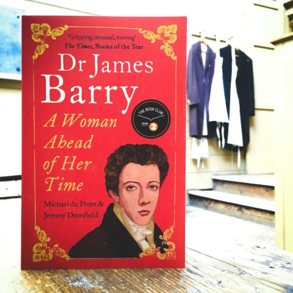Still Life of Dr James Barry Book