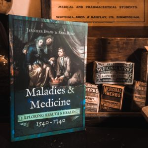 Still Life of Maladies and Medicine Book