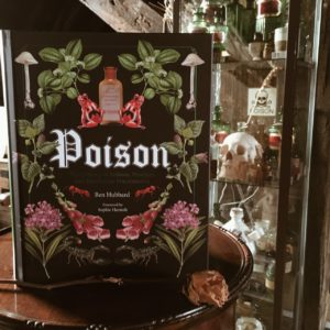 Still Life of Poison: A History Book